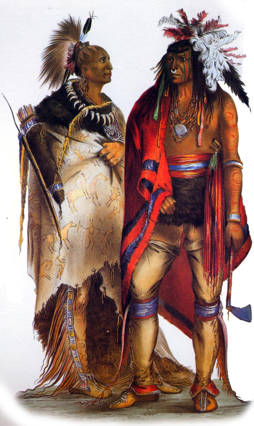 Iroquois-Indian-tribe-language